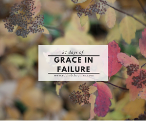 31days of grace in failure 4-3